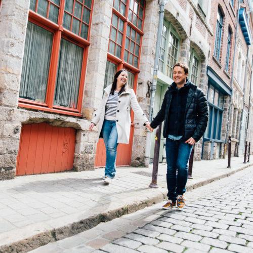 séance engagement à Lille