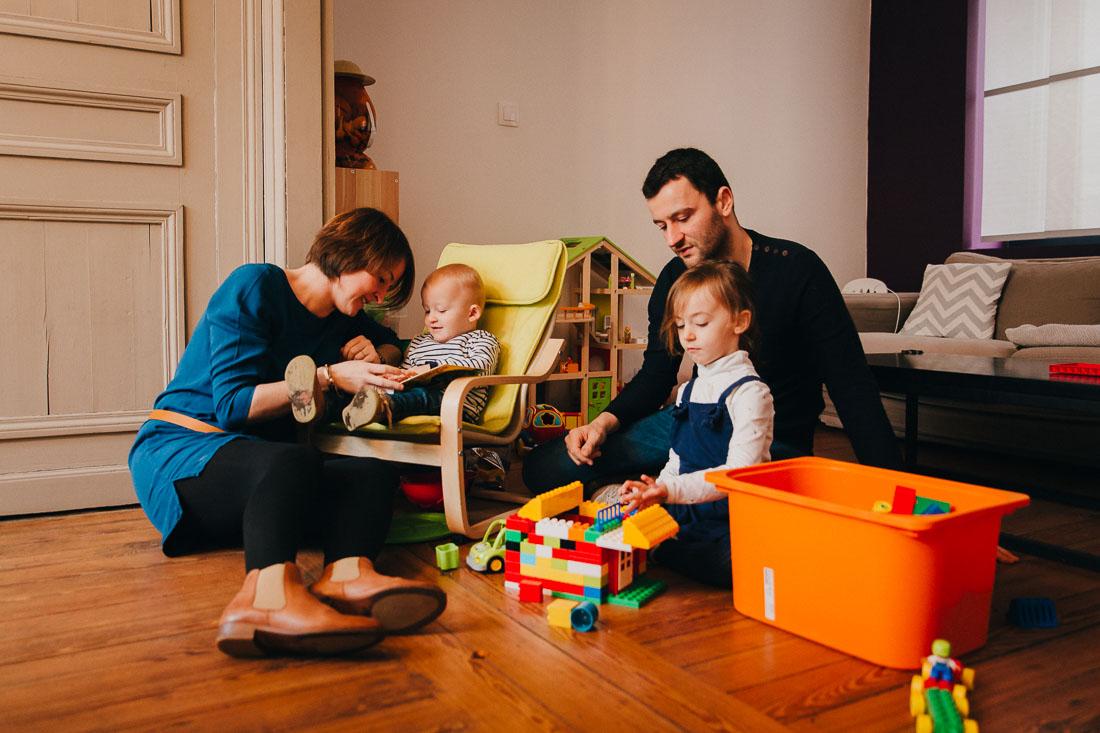 séance photo famille à lille