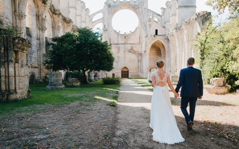Mariage à l'abbaye de Longpont